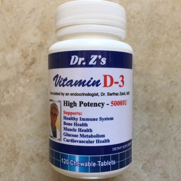 vitamin d3 - photo