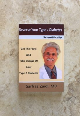 Diabetes Book-cover
