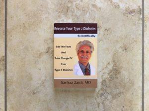 Diabetes Book-cover