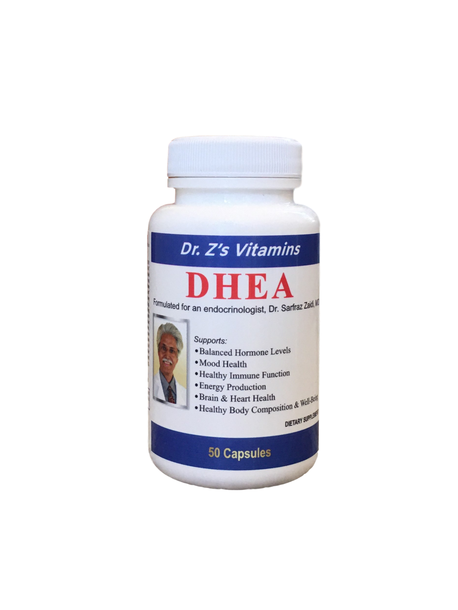 DHEA- by Dr. Zaidi