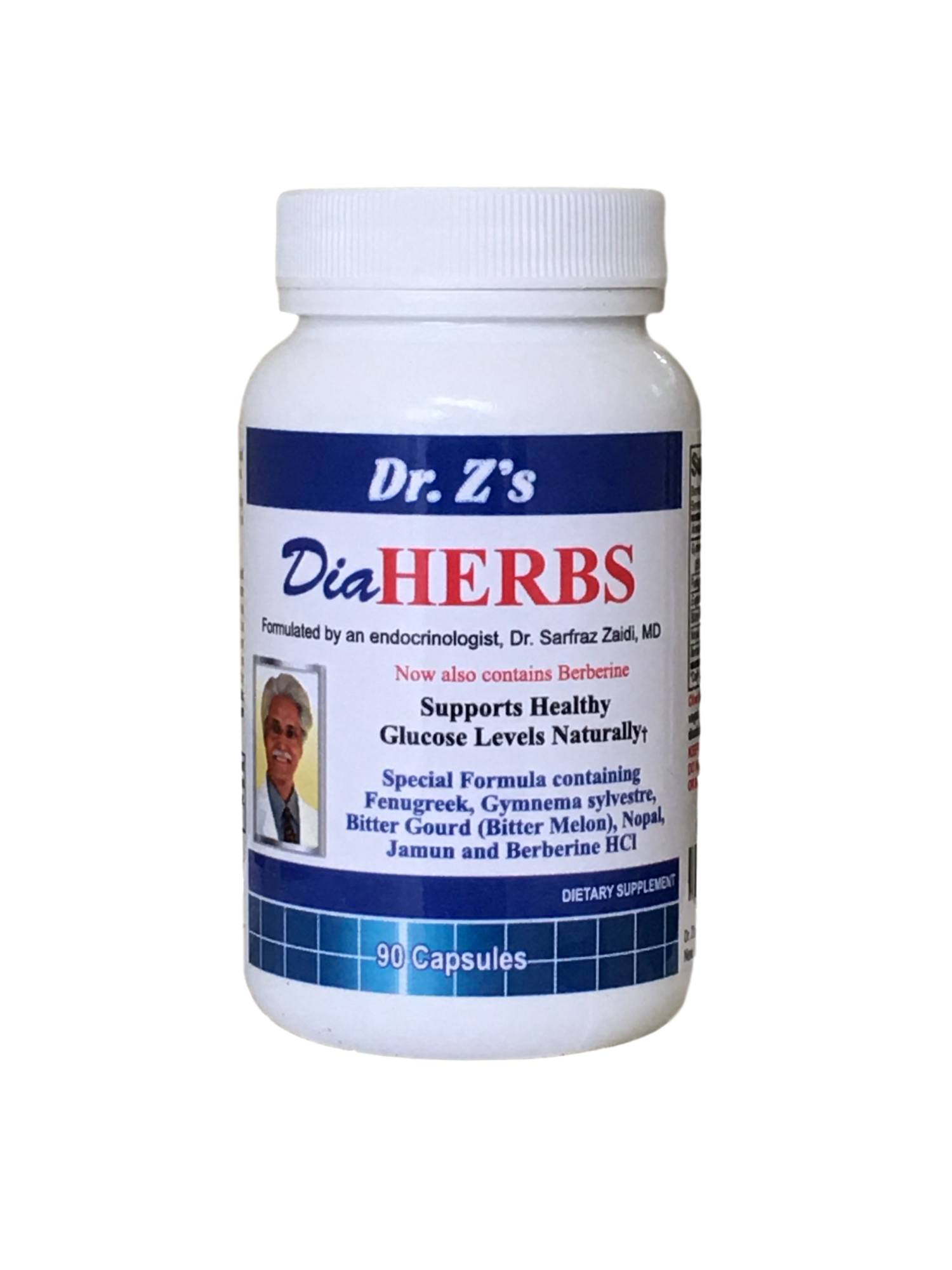 Diaherbs - a special herbal formula by dr. Zaidi