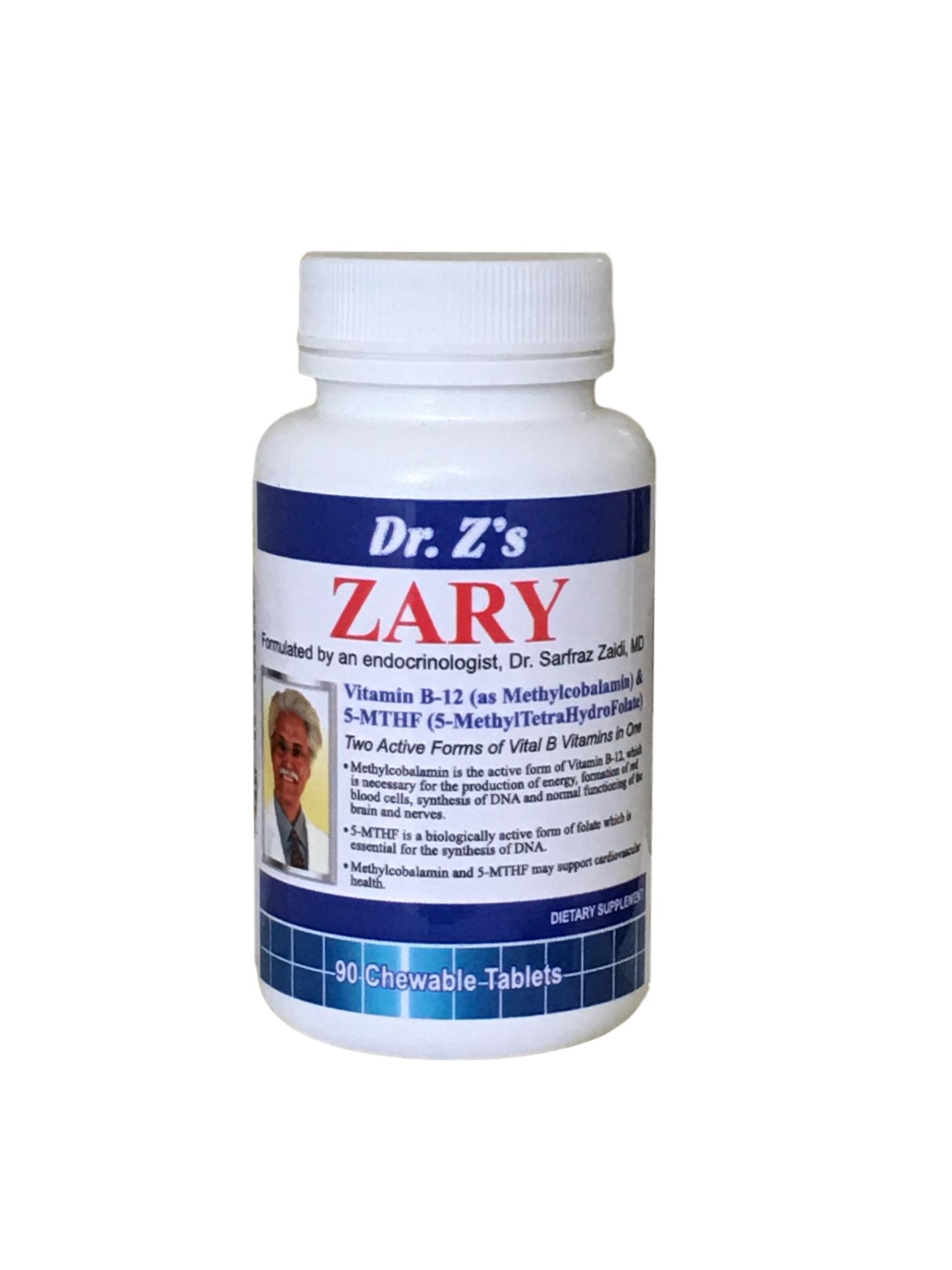 ZARY-by dr. Zaidi