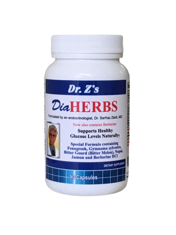 herbs for diabetes - Diaherbs