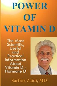 """Power of Vitamin D"" Book"