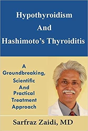 Hypothyroidism- book by Dr. Zaidi