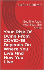 Book - Reduce your risk of dying from COVID-19