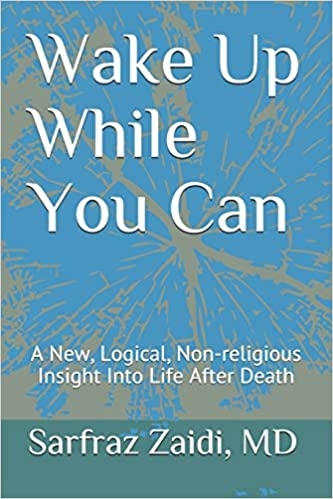 wake-up-while-you-can, book by Dr. Zaidi