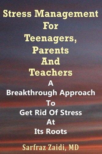 teens-stress-management-book by Dr. Zaidi