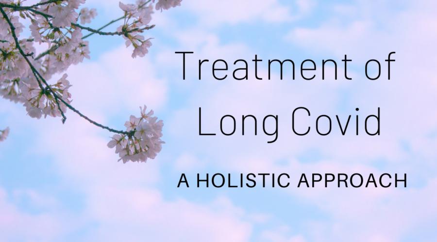 treatment of long covid