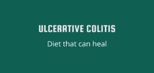 diet for ulcerative colitis